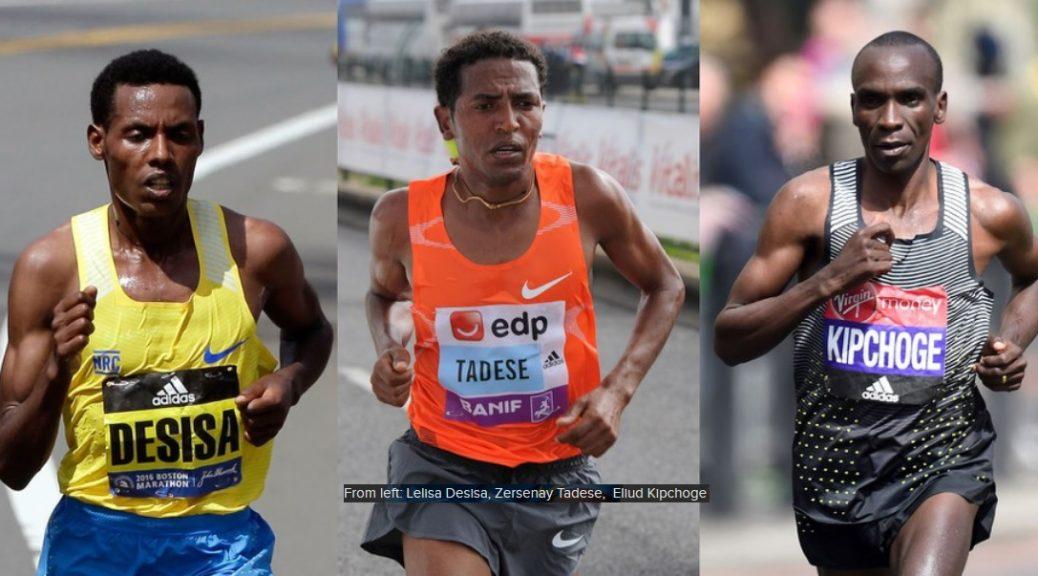 La estrategia de Nike para romper la barrera de las dos horas en la maratón