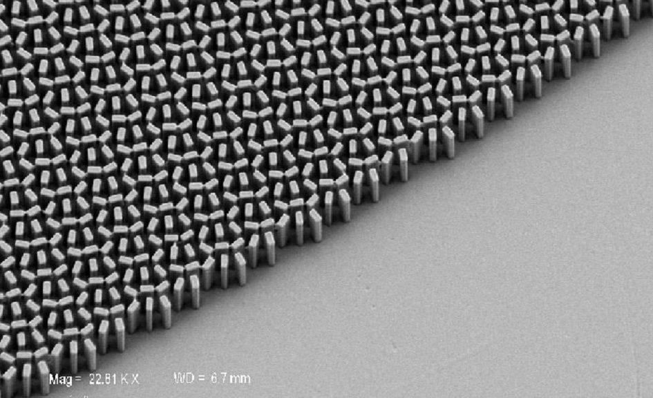 Lentes hechos de nanomateriales cada vez más cerca de reemplazar el vidrio