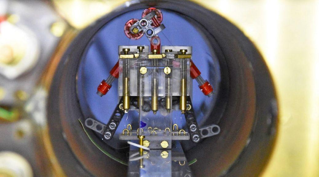 Están construyendo un ejército de pequeños robots para luchar contra el cáncer