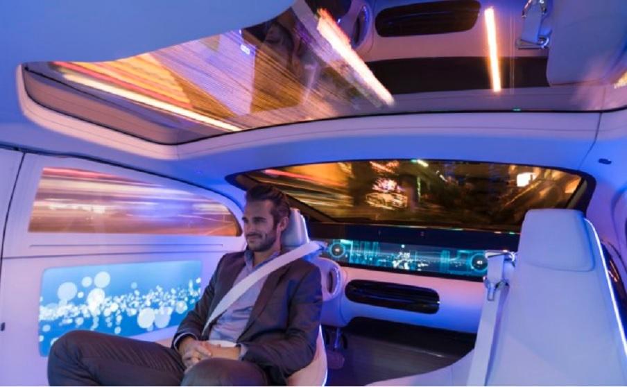 Los ingenieros de Ford se 'duermen' mientras prueban vehículos autónomos
