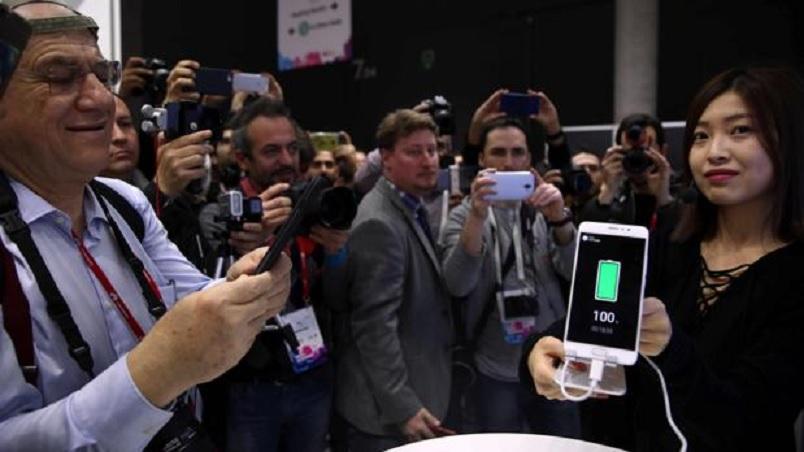 El secreto de Meizu para cargar la batería de su «smartphone» completamente en solo 20 minutos