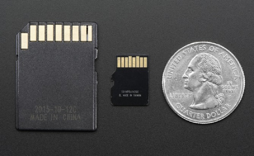 Las tarjetas SD se acercan a los SSD