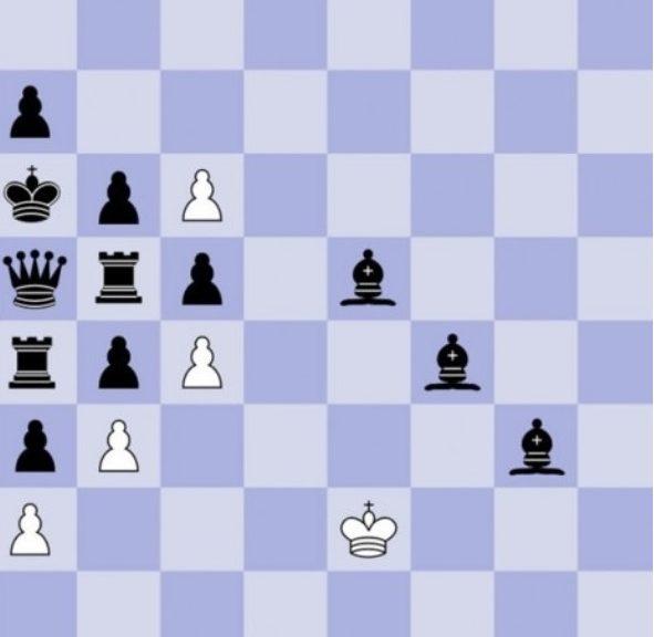El problema de ajedrez que demuestra la superioridad de la mente humana sobre las máquinas