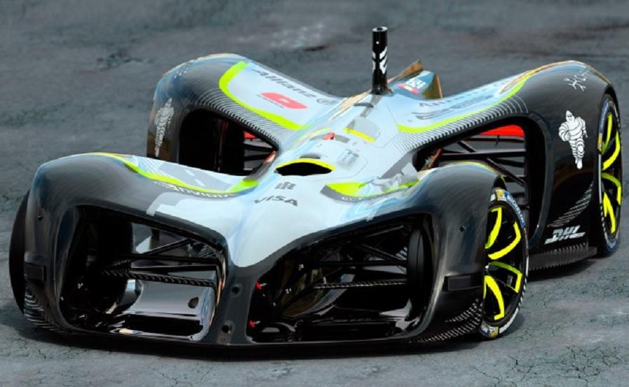El primer campeoonato de autos autónomos de carreras contará con 20 monoplazas