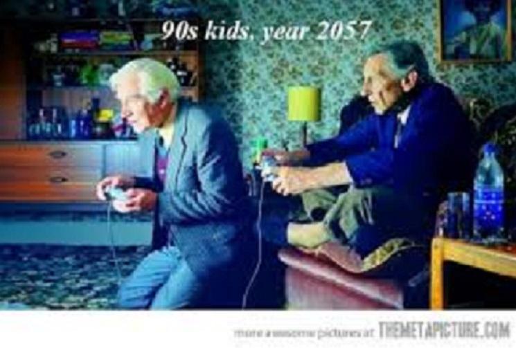 Los videojuegos ayudan a mantener la capacidad cognitiva de las personas mayores