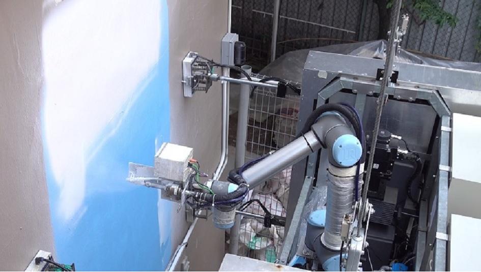 OutoBot, el robot para diseñado para rascacielos
