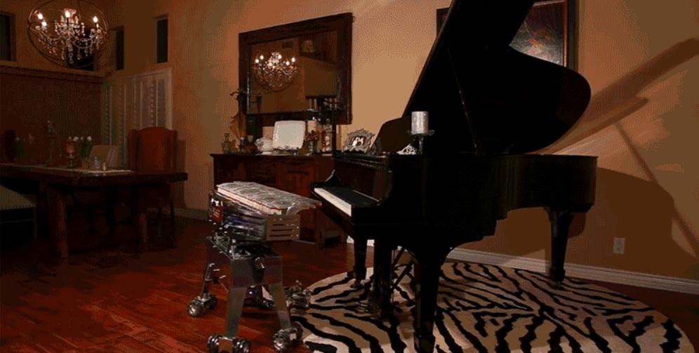 Conozcan a Arpeggio, el robot virtuoso del piano