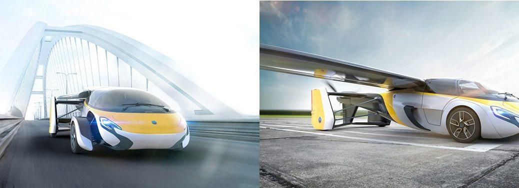 AeroMobil comenzará la distribución de su automóvil volador este año