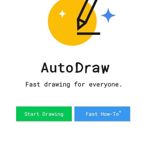 Autodraw, la herramienta gratuita de dibujo de Google para los que no saben dibujar