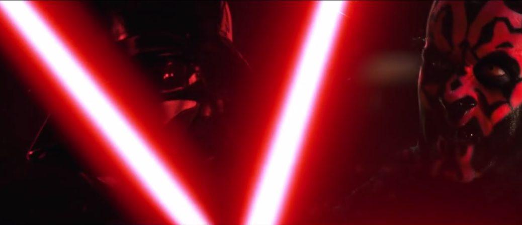 Batalla titánica en el Lado Oscuro de la Guerra de las Galaxias