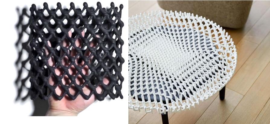 Nuevo enfoque de la impresión 3D elimina las limitaciones de la gravedad