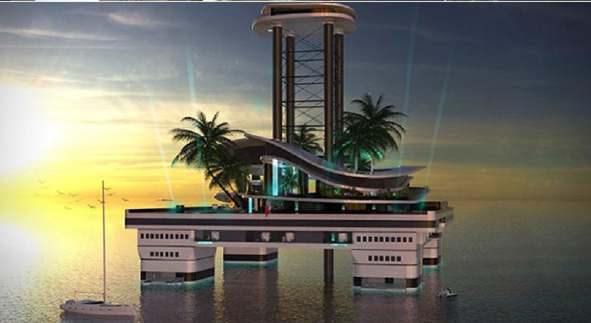 Olvide los yates lujosos, Kokomo Ailand es su isla privada móvil