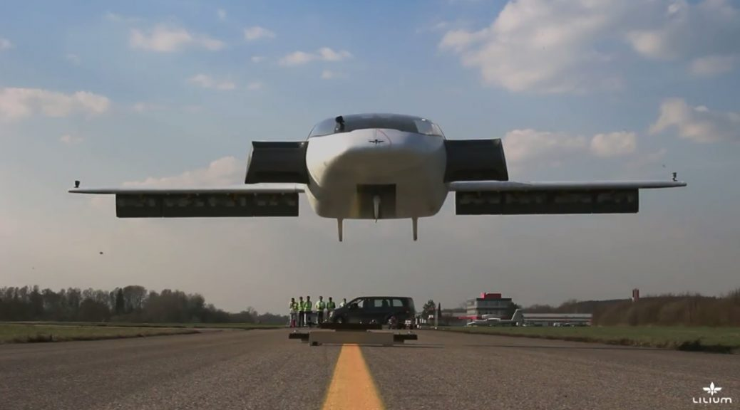 Eche un vistazo a este video de un auto volador porque finalmente vivimos en el futuro
