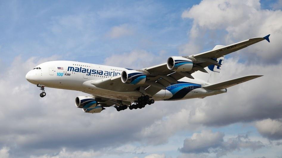 Malaysia Airlines será la primera en monitorizar sus aviones con una red de satélites