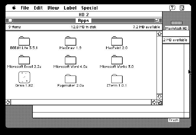 Ya puede emular un Mac de los 80 en su navegador