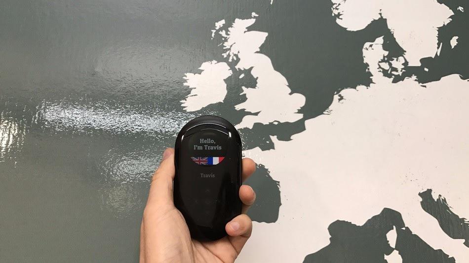 Este gadget le permite hablar hasta 80 idiomas