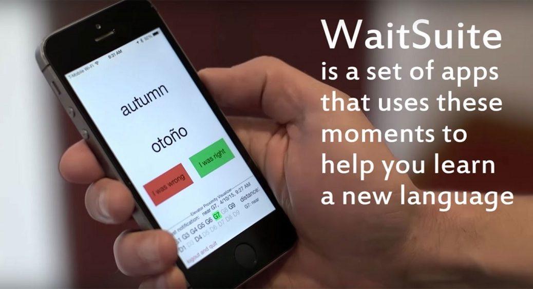 Ingeniosa aplicación del MIT le enseña un nuevo idioma en sus momentos libres