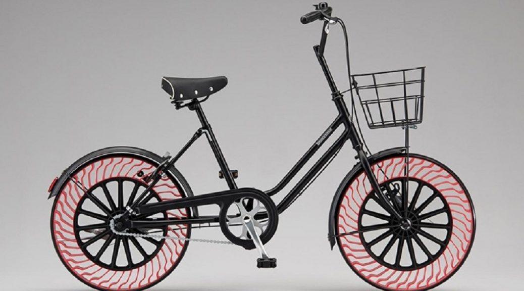 Neumáticos para bicicleta que no necesitan aire para decir adiós a los pinchazos
