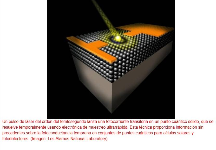 Avance clave en el camino hacia el desarrollo de células solares basadas en puntos cuánticos