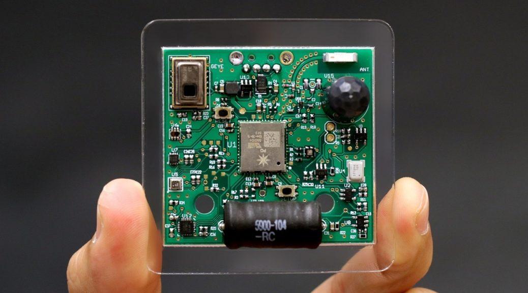 Un único sensor para monitorear todos los electrodomésticos de su hogar
