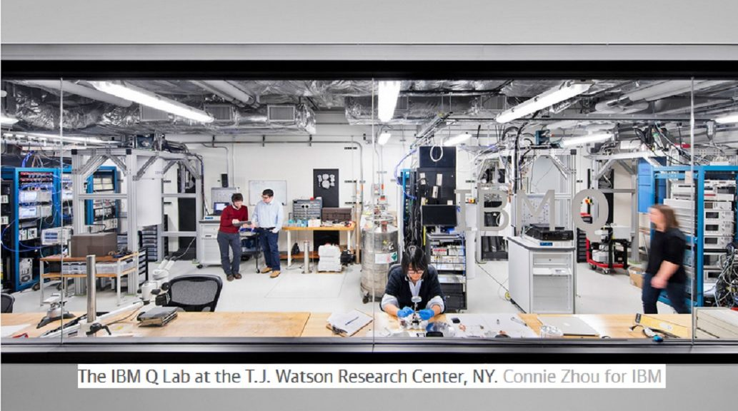 IBM desvela su procesador cuántico más potente