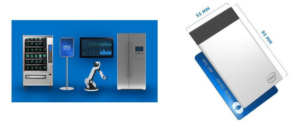 El computador de Intel, Compute Card, del tamaño de una tarjeta de crédito, se lanzará en agosto