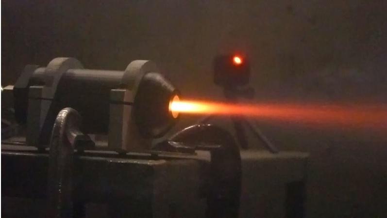MIT fabrica un motor de cohete hecho con plástico impreso en 3D