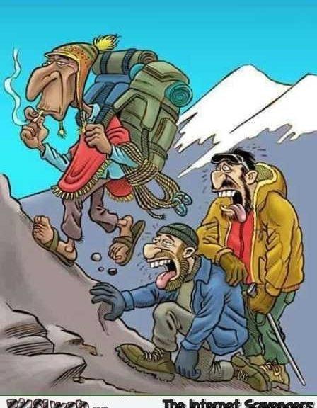 Descubren el secreto de los sherpas para conquistar las alturas