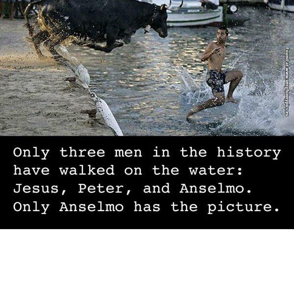 Científicos descubren cómo caminar sobre el agua