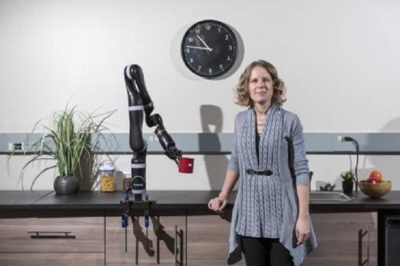 Interfaz más eficiente y más rápida para controlar robots a distancia