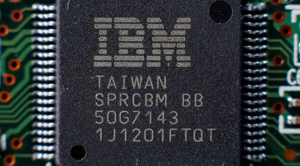 IBM logra colocar 30.000 millones de transistores en un chip del tamaño de una uña
