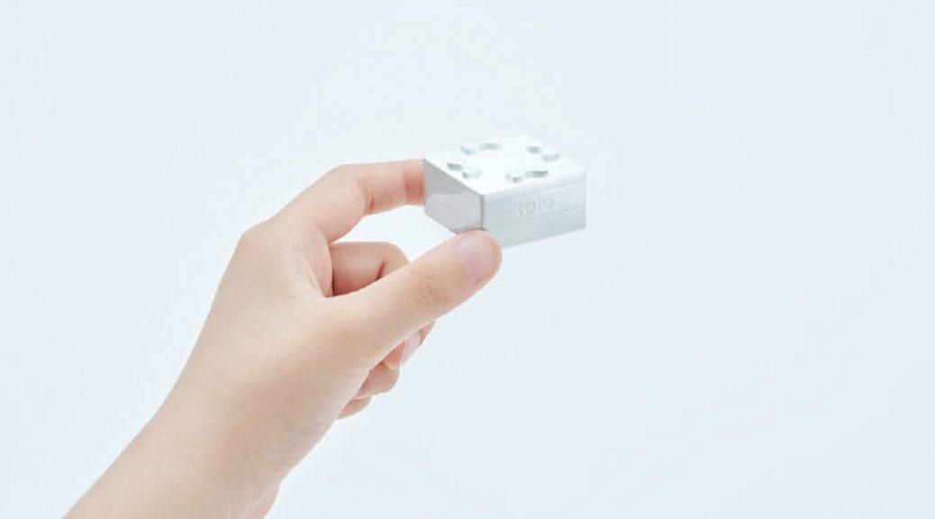 Sony presenta su juguete robótico Toio
