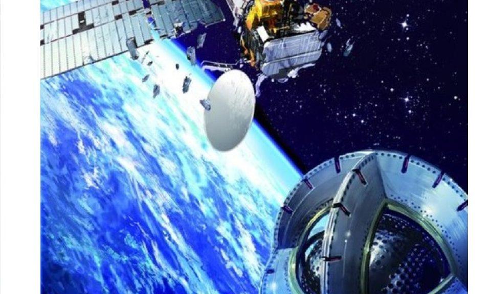 Un remolcador magnético para satélites fuera de servicio