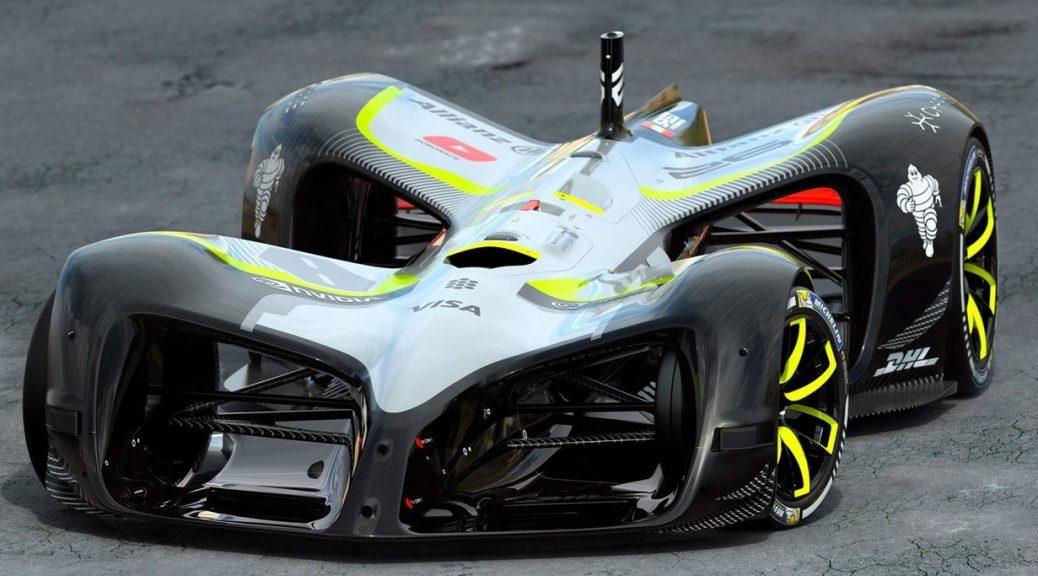 Prototipo autónomo de Roborace dio la vuelta al circuito de Berlín en 30 segundos menos que un vehículo eléctrico pilotado