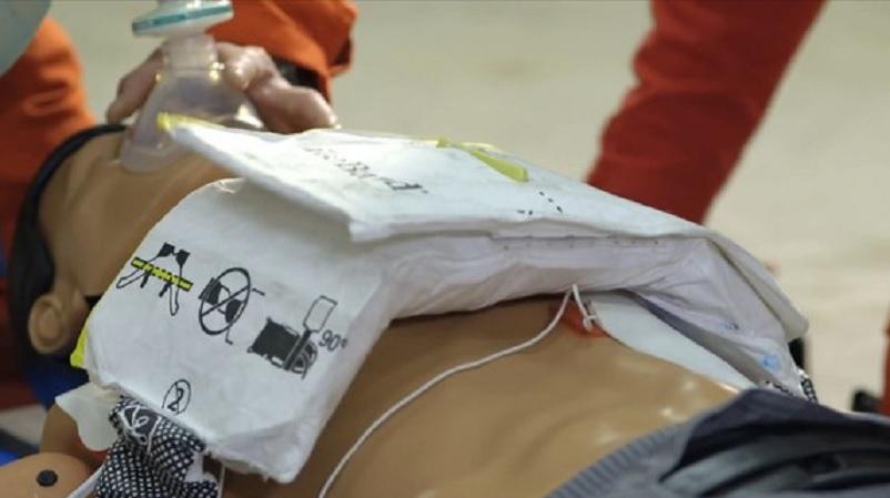 Sistema de reanimación automática para salvar vidas en lugares ...