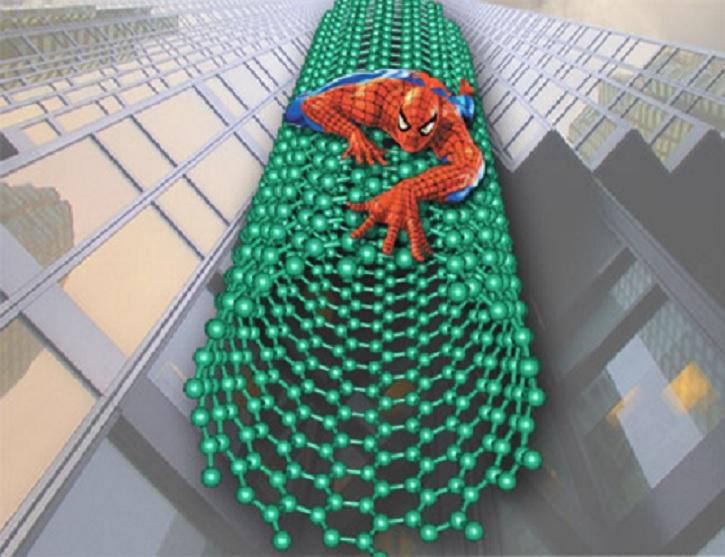 Nanotubos de carbono para reparar neuronas