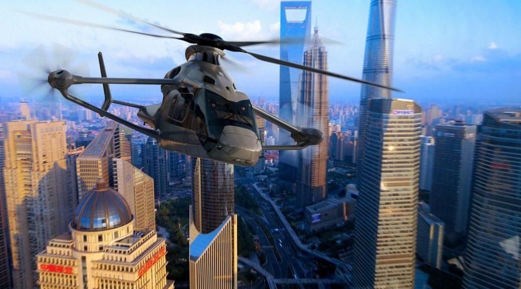 El helicóptero del futuro tendrá alas y podrá volar a más de 400 km/h