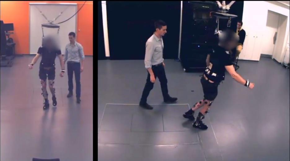 Un algoritmo permite volver a caminar a personas con trastornos neurológicos