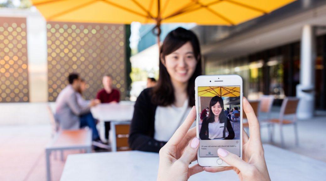 """Aplicación de Microsoft para que personas ciegas puedan """"ver"""" el mundo, gratis para iPhone, iPad"""