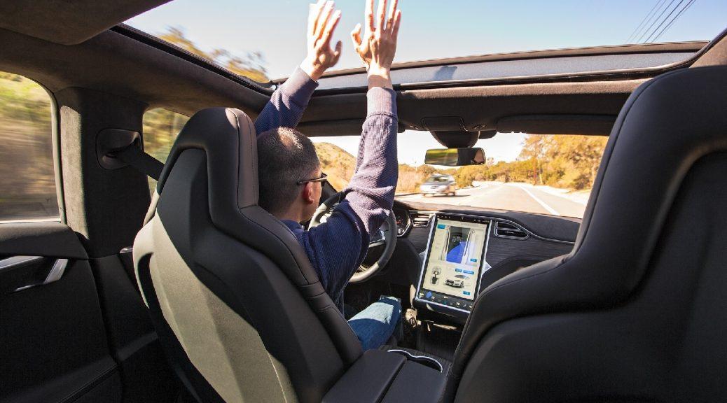 Un grupo de investigadores chinos logra hackear un Tesla Model X