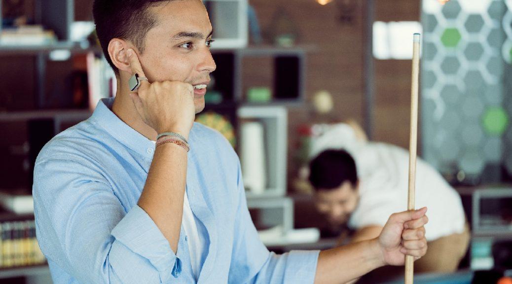 Anillo inteligente que funciona como un auricular Bluetooth