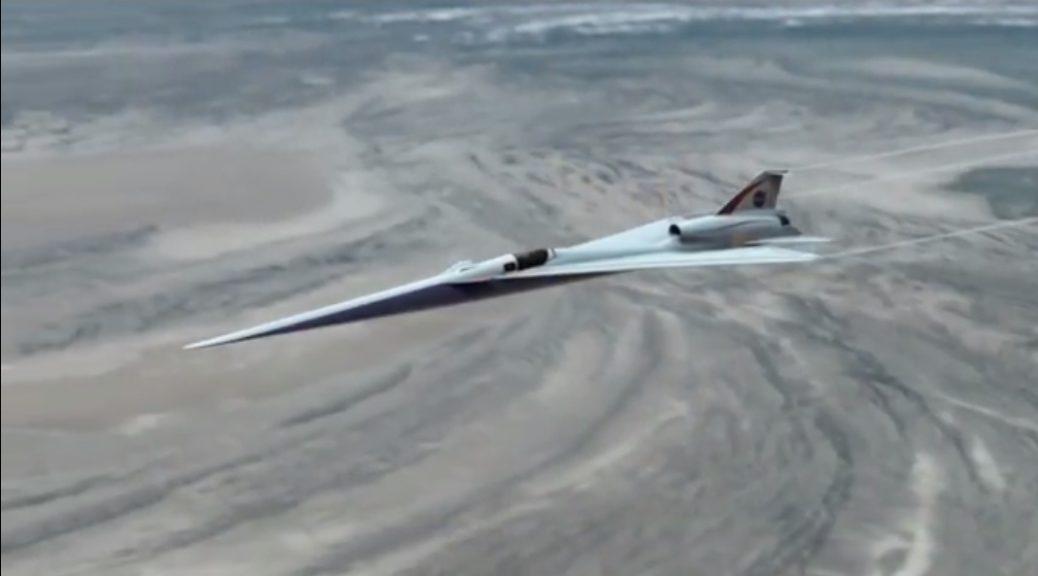 La NASA trabajar para volver a los vuelos comerciales supersónicos