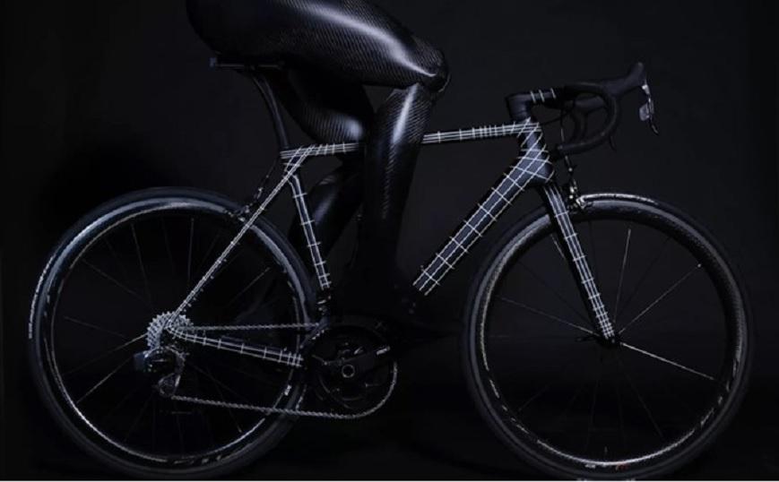 Han diseñado la bicicleta del futuro