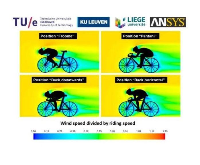 La técnica de descenso, clave para ganar el Tour. ¿Cuál es la más efectiva científicamente?