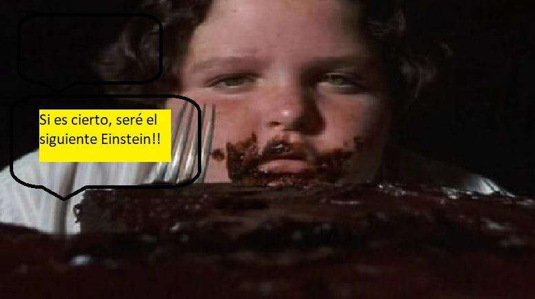 Comer chocolate lo hace más inteligente