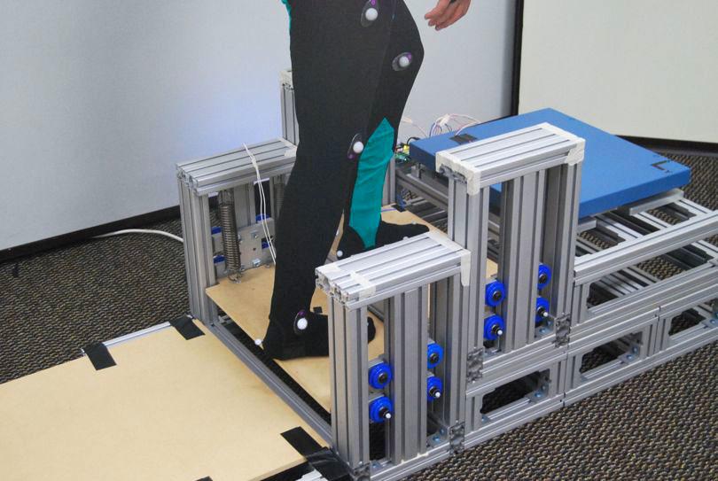 Diseñan escaleras de reciclaje de energía