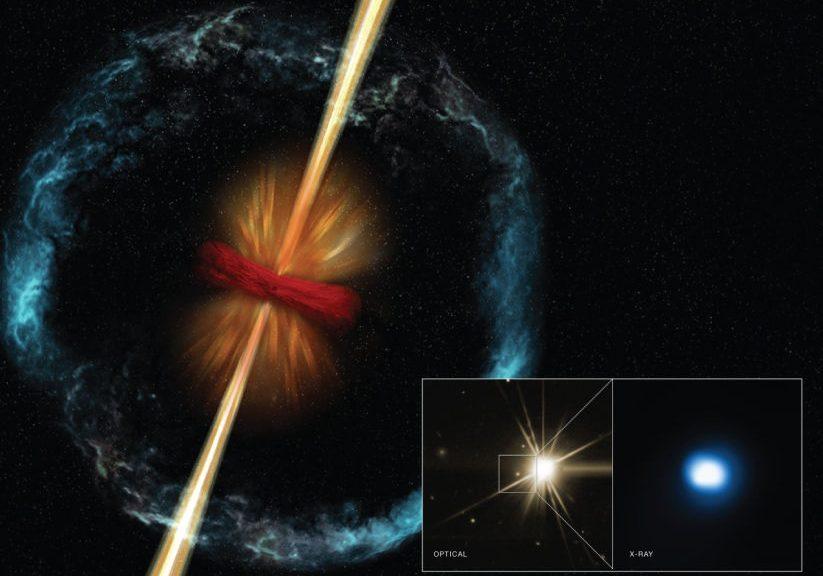 Descubren el origen de las explosiones más potentes del Universo