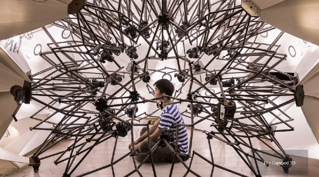 Digitalícese a usted mismo en 3D