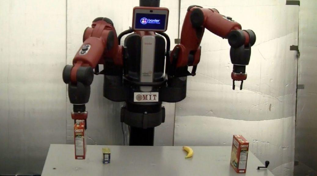 Los robots aprenden a entender el contexto de lo que dicen los humanos
