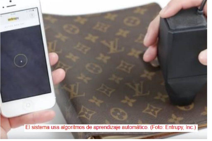 Aprendizaje automático para sistemas inteligentes capaces de detectar productos falsificados